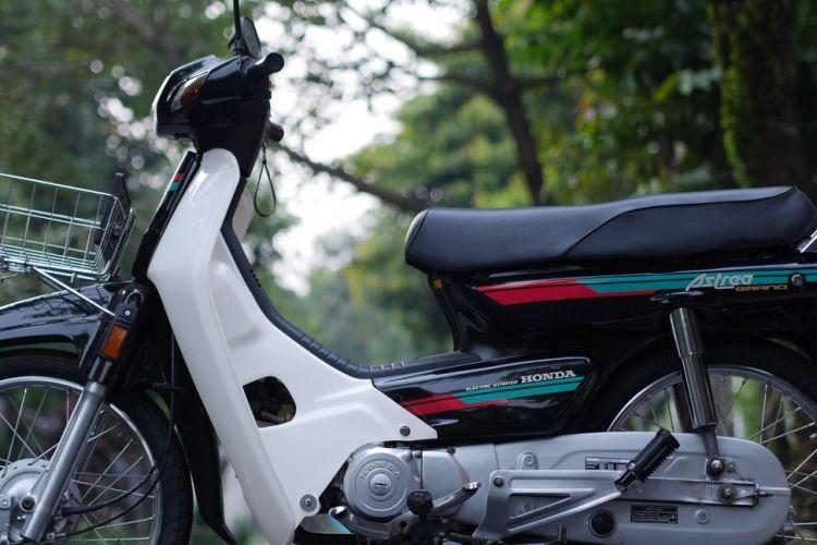 Honda Sebut Astrea Grand Sebagai Motor Legendaris