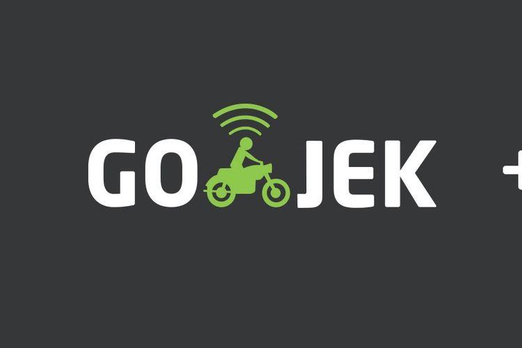 Ilustrasi logo GoJek dan AirCTO