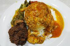 17 Restoran Padang di Jakarta yang Wajib Dikunjungi