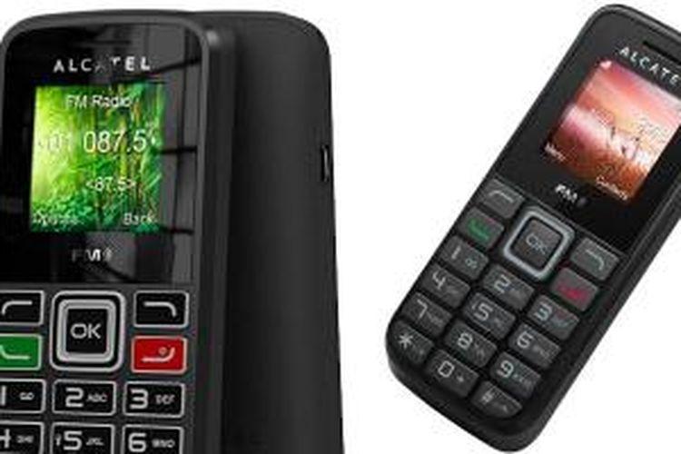 Ponsel termurah di dunia, Alcatel 1010.