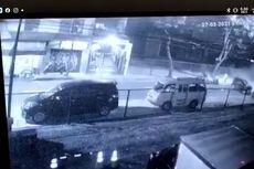Tabrakan Mobil di Jalan Cipete Raya Jaksel, Kendaraan Rusak Berat