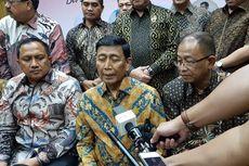 Keluar dari RSPAD, Wiranto Ikut Silaturahmi dengan Pegawai Kemenko Polhukam