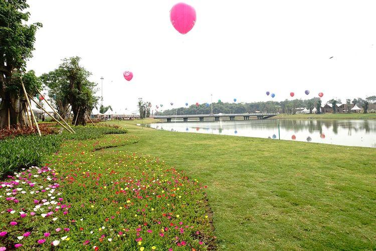 Kota baru Meikarta di Cikarang menawarkan fasilitas dan infrastruktur yang menunjang aktivitas para penghuninya. Kebutuhan akan ruang terbuka hijau dipenuhi dengan adanya taman kota di kota baru Meikarta.