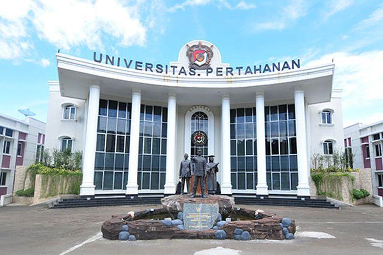 Universitas Pertahanan buka pendaftaran jenjang S1