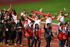 Fakta SEA Games 2019, 60 Persen Kontingen Indonesia Atlet Junior