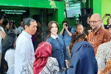Putri Mahkota Kerajaan Denmark Kunjungi Puskesmas di Yogyakarta