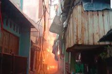 Kebakaran di Taman Sari Diduga akibat Pertengkaran Suami Istri, Polisi: Masih Diselidiki