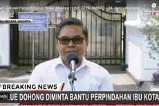 Alasan Jokowi Pilih Alue Dohong sebagai Wakil Menteri LHK