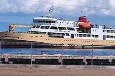 Dorong Tol Laut, Kapal Ternak di NTB Bisa Angkut 500 Sapi Sekali Jalan