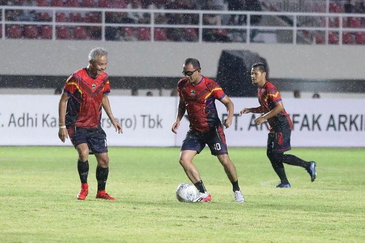 Ganjar Pranowo Harapkan Stadion Manahan Jadi Tuan Rumah Piala Dunia U-20
