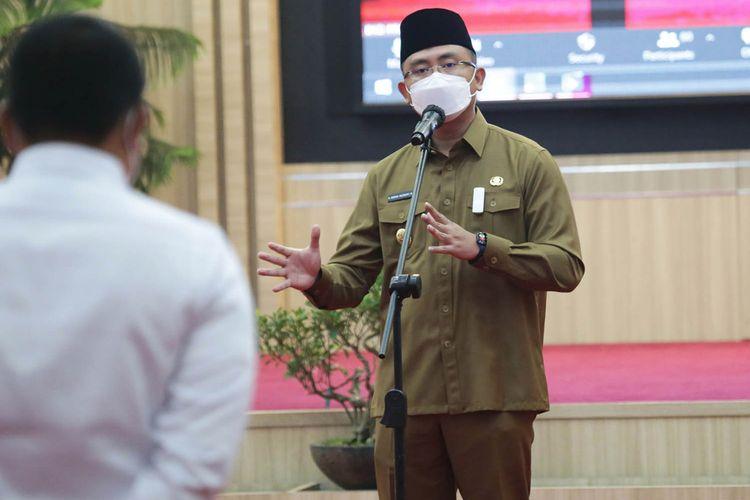 Wakil Gubernur Banten Andika Hazumy