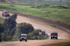 AU Israel Serang 29 Titik di Jalur Gaza