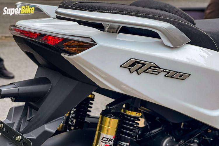 Keeway GT270