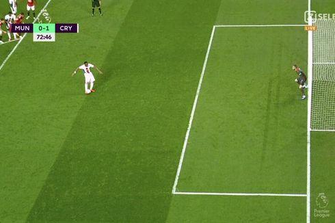 Man United Vs Crystal Palace, Alasan Penalti Tim Tamu Diulang