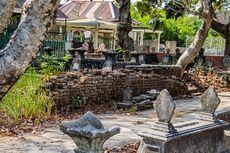 Keraton Kartasura, Istana yang Menjadi Pemakaman