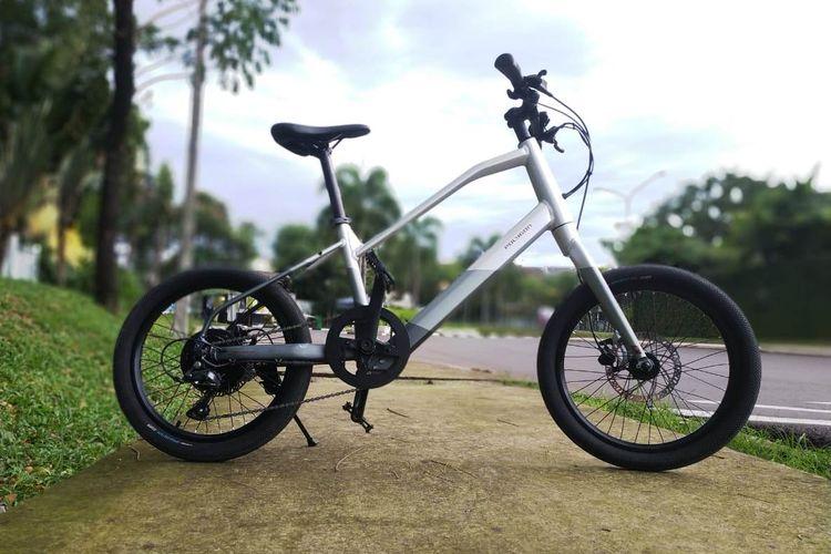 Gili Velo, e-bike atau sepeda listrik dari Polygon