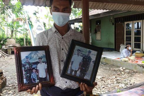 Terima Kabar Putranya Gugur di Papua, Ayah Pratu Dedi Hamdani: Perasaan Saya Tidak Keruan...