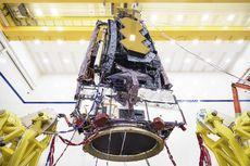 NASA Ungkap Tanggal Peluncuran Teleskop Luar Angkasa James Webb