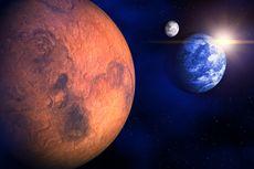 China Akan Umumkan Nama Wahana Penjelajah Mars Pertamanya