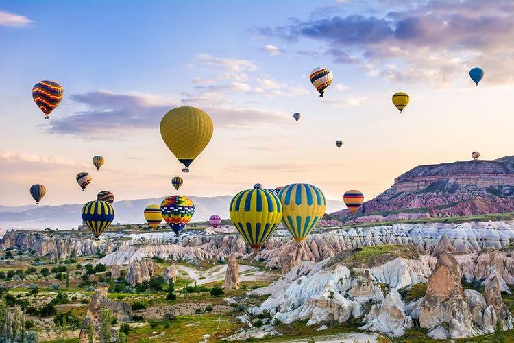 Cappadocia, Turki.