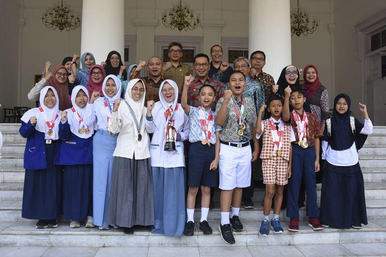Ridwan Kamil Bakal Gelar Kejuaraan Mengingat Tingkat Provinsi