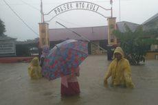 Banjir Makin Meluas Aceh Utara, 330 Trafo PLN Dipadamkan