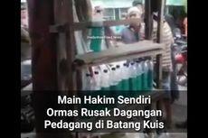 Viral Ormas Paksa Tutup Warung Tuak di Batang Kuis, Polisi Turun Tangan