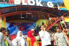 Jokowi Ingatkan Pedagang Pentingnya Senyum kepada Pembeli