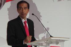 Jelang Debat Kandidat, Jokowi Bersiap