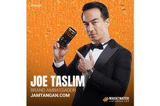 Jamtangan.com Umumkan Joe Taslim Menjadi Brand Ambassador