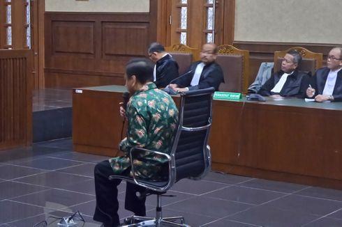Divonis 4 Tahun, Pejabat Bakamla Tak Akan Ajukan Banding