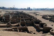 Arkeolog Temukan Kota Kuno Firaun Berusia 3.000 Tahun di Mesir