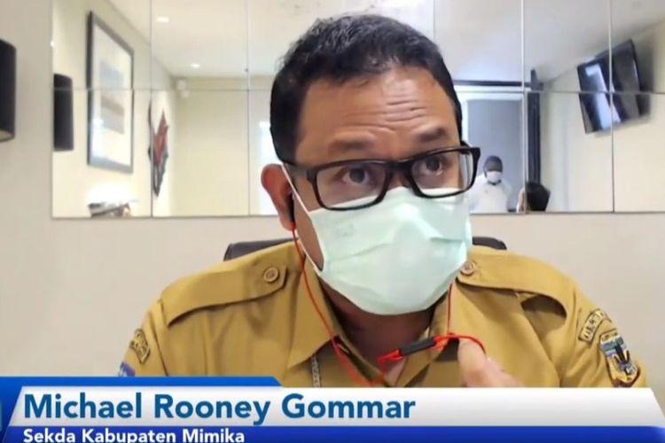 Menurut Sekretaris Daerah Kabupaten Mimika Michael Rooney Gommar, Selasa (3/8/2021), pada akhir Agustus 2021 seluruh pembangunan lokasi pertandingan olahraga PON XX Papua 2021 di Kabupaten Mimika selesai 100 persen.