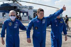 Prestasi Bersejarah, SpaceX Sukses Pulangkan 2 Astronot NASA ke Bumi