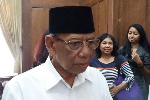 Hasyim Muzadi Minta Kelompok Anti-Pancasila Ditindak Tegas
