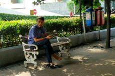 Nasib Bangku Taman Peninggalan Jokowi yang Sudah Lapuk dan Berkarat