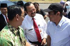 Utusan UEA dan Staf Presiden Cari Lokasi Pembangunan Masjid Hadiah untuk Jokowi