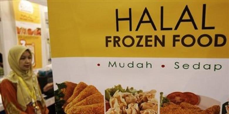 Ilustrasi produk halal