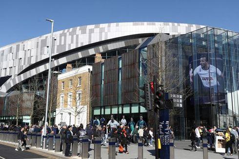 Stadion Baru Tottenham Hotspur Tak Ramah Pengguna Mobil Pribadi