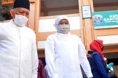 Penjelasan Khofifah Soal Kabar Rombongan Gubernur Jatim Kecelakaan di Tol