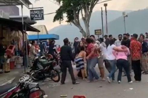 Pemilik Rumah Makan dan Pengunjung Pemesan Sate yang Berkelahi di Telaga Sarangan Saling Lapor Polisi