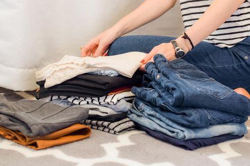 5 Langkah Kecil yang Membantu Merapikan Barang-barang Secara Teratur