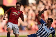 Man United Vs Brighton, Brandon Williams Debut Saat Setan Merah Menang