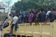 TNI yang Gugur di Jayapura Dibacok Saat Sedang Beristirahat
