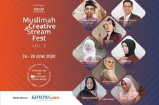 Muslimah Creative Stream Fest Vol 2 2020 Angkat Tema New Normal Is Normal