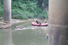 Diduga Depresi, Warga Kota Wisata Bogor Melompat ke Sungai Cileungsi
