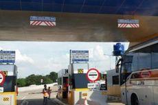 Gerbang Tol Terminal Pulogebang Mulai Dibuka
