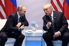 Setelah Bertemu Putin, Trump Hentikan Program Rahasia CIA di Suriah