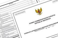 Sebanyak 14 Anggota DPR Serahkan LHKPN dalam Dua Pekan Terakhir
