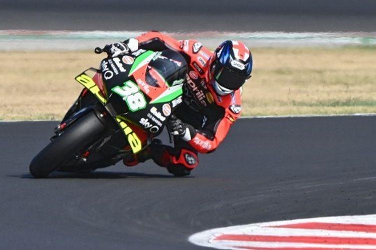 tim Aprilia Racing, Bradley Smith.